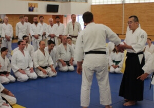 Beginners Aikido Renshinkai Sussex Haywards Heath