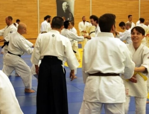 Beginners Guide to Aikido Classes