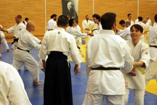 Beginners Aikido Classes Renshinkai Aikido Sussex