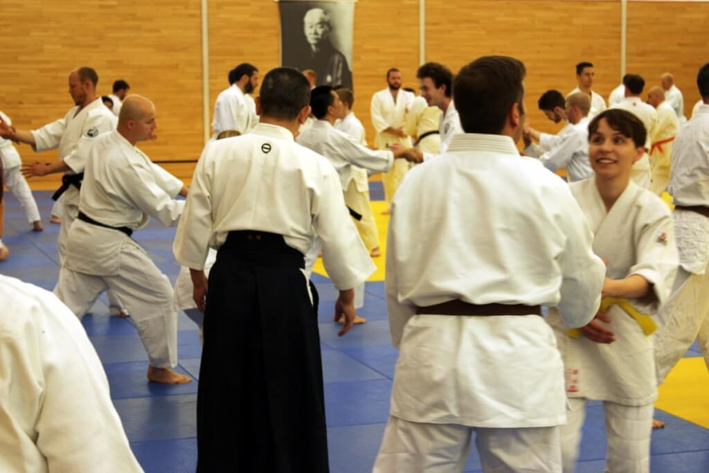 Beginners Aikido Classes