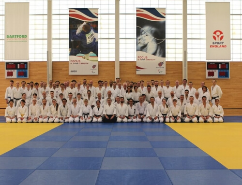 Chida Sensei UK Seminar 28th-30th May 2016