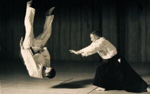 Martial Arts - Gozo Shioda - Renshinkai Aikido Sussex