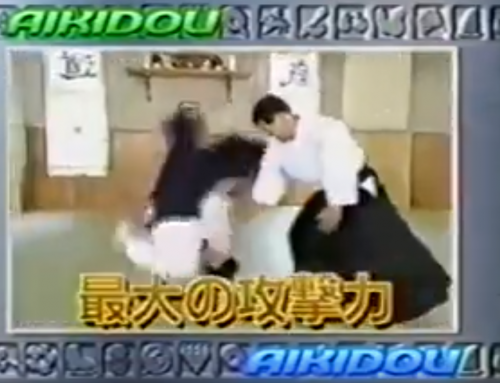 A blast from the Yoshinkan past!